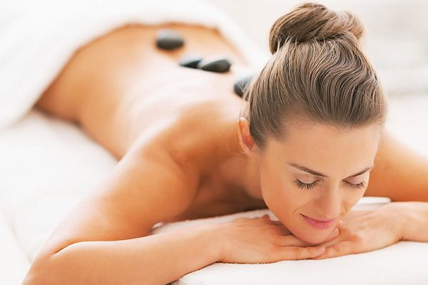 MIX-массаж и STONE-терапия